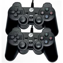 XP 8033 Double Gamepad With Shock